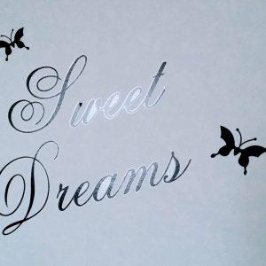 Sisustustarra Sweet Dreams