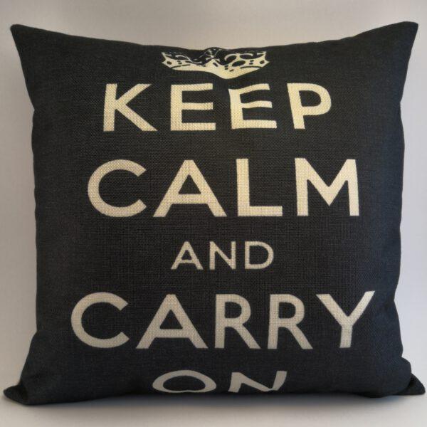 tyynynpäällinen-keep-calm-musta